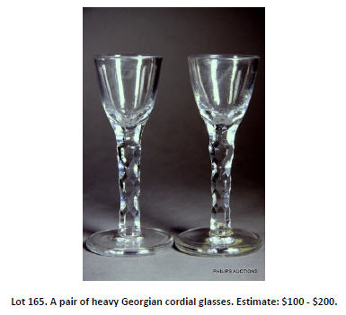 georgian glasses
