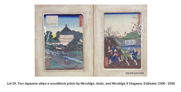 woodblock prints