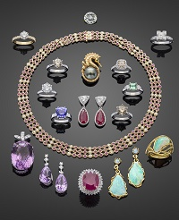 jewellery feature