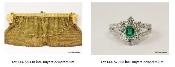 珠宝拍卖亮点