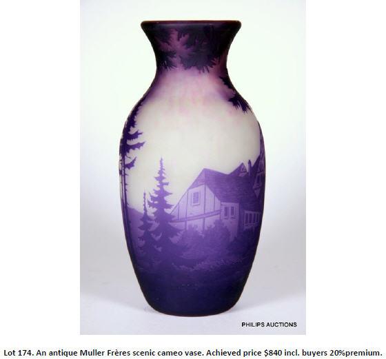 景区浮雕花瓶