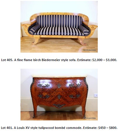 sofa commode