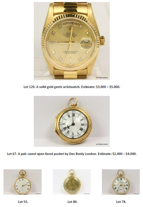 watches pocket watches